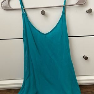 Open back tank top with buttons, never been worn